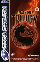 Photo de la boite de Mortal Kombat Trilogy